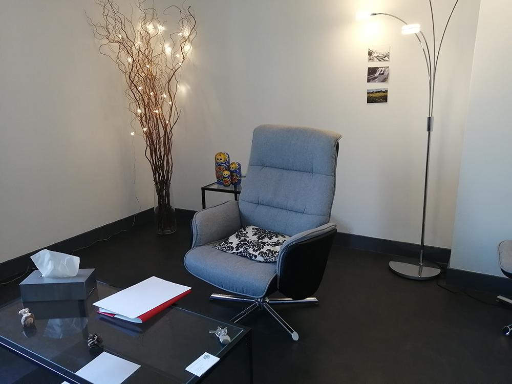 bureau intérieur psychologue